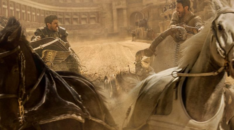 ben hur - Ben-Hur | Líderes religiosos recomendam o longa.