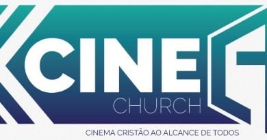 cinema cristc3a3o - Cine Church | Projeto transforma o espaço da igreja em um cinema