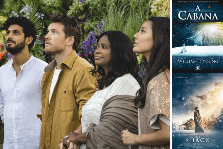 a cabana personagens - Crítica: A Cabana | A humanização da Trindade