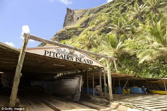 英國海外屬地皮特克恩島