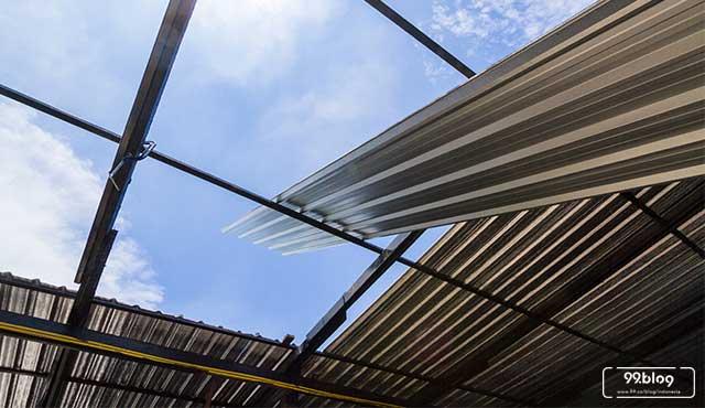 harga atap baja ringan asbes seng benarkah pilihan paling tepat rumahmu