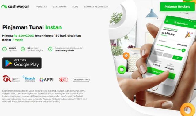 pinjaman untuk merchant online tanpa agunan. 9 Aplikasi Pinjaman Online Terbaik Yang Aman Legal Dan Diawasi Ojk