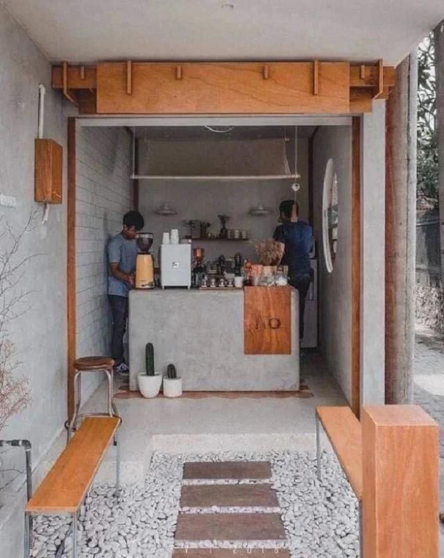 Desain Toko Kecil Depan Rumah : desain, kecil, depan, rumah, Desain, Warung, Kelontong, Rumah, Serta, Kampus