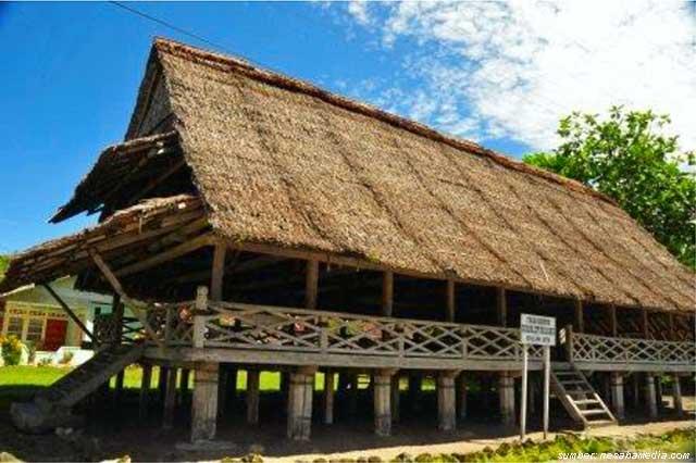 45 Rumah Adat Di Indonesia Gambar Penjelasan
