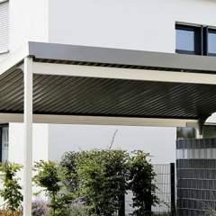 Kanopi Baja Ringan Untuk Dapur 10 Model Garasi Rumah Inspirasi Terbaik