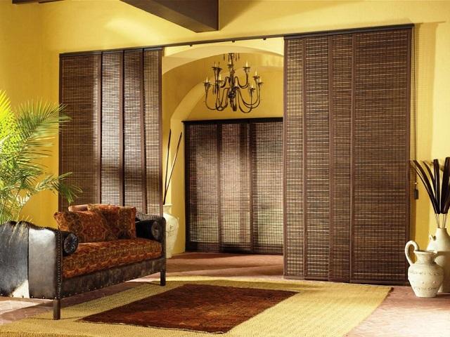 Dekorasi dari Bambu, Buat Ruangan Polos Jadi Lebih Unik & Natural