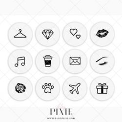 Blog Pixie Instagram Highlights Download highlight icons for Instagram