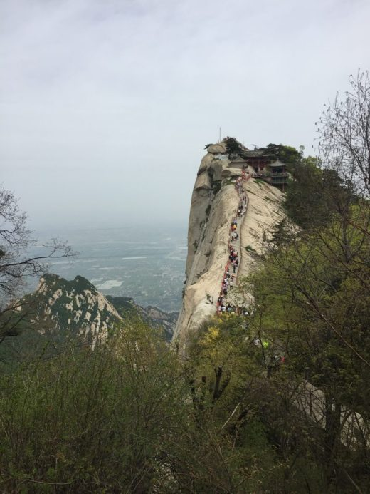 Mt Huashan West Peak