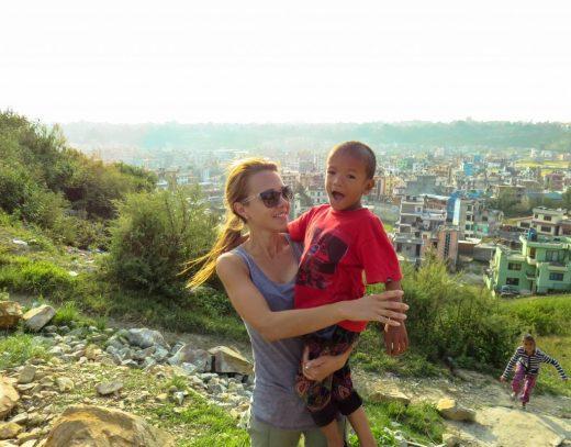 IGWR kids, Kathmandu Nepal