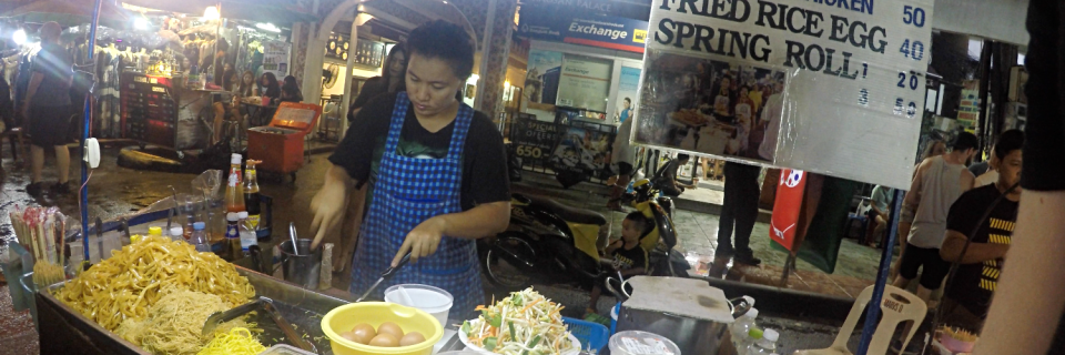 Khao San Road Food