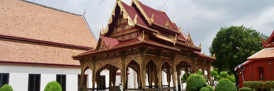 Bangkok National Museum / Wat Pho