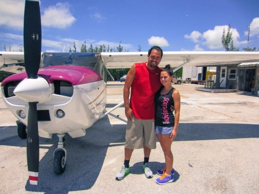 Sky Dive Key West, Florida