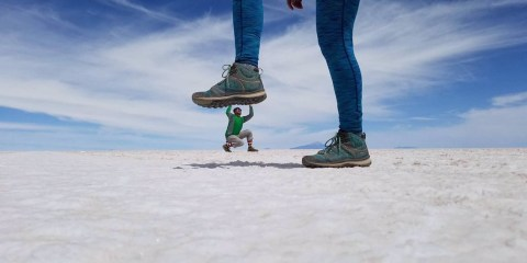 Salar de Uyuni: Well Worth the Height