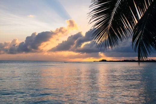 Samoan sunset
