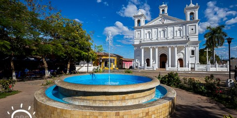 Suchitoto: a unique town