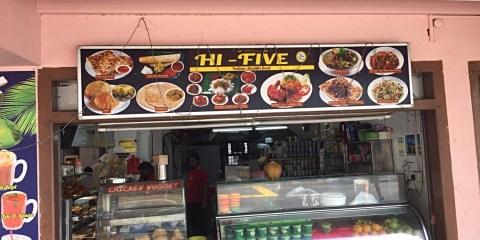 Little India Food, Singapore
