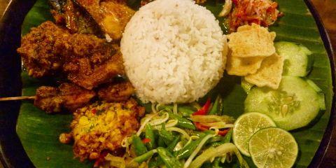Amed Food, Bali
