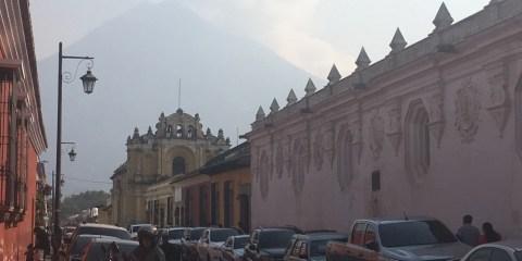 Celebrating Semana Santa in Antigua, Guatemala