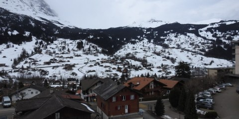 Day One: Into the Mountains – Jungfrau Region