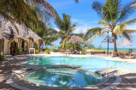 Paje Zanzibar, Kilima Kidogo Guest House