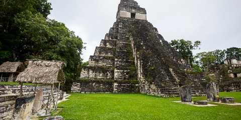 The Ancient City of Guatemala | Ruins of Tikal