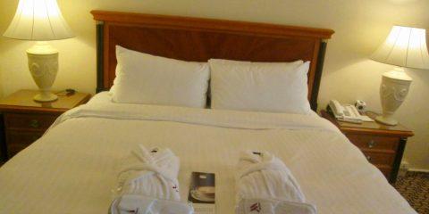 Leipzig Marriott- Hotel Review