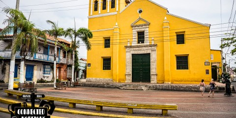 The Colorful Cartagena