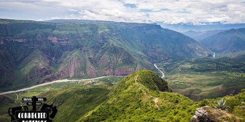 Walking the Camino Real | Self-Guided Hike to Chicamocha Canyon