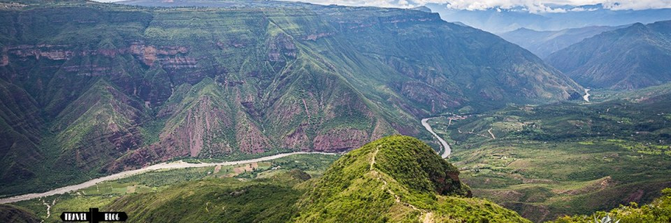 Walking the Camino Real   Self-Guided Hike to Chicamocha Canyon