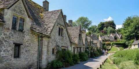 Bibury: the prettiest village in the Cotswolds