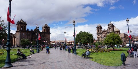 Travel diary Peru: All about Cusco and walking the Inca Trail
