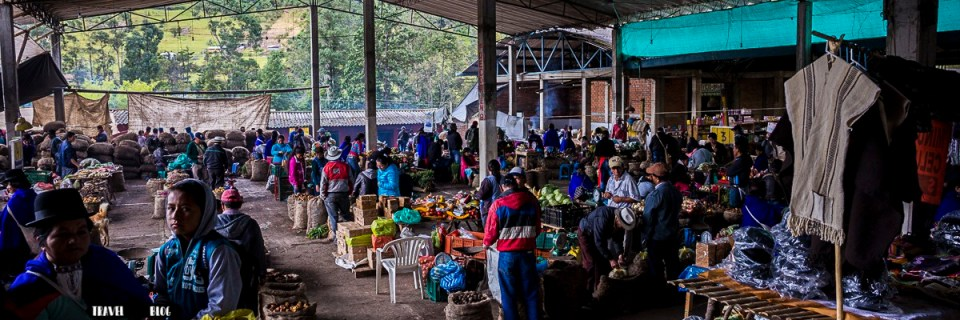 Tuesday Market in Silvia | On the tracks of the Guambiano