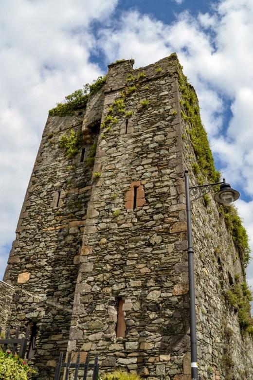 Taaffes' Castle, carlingford