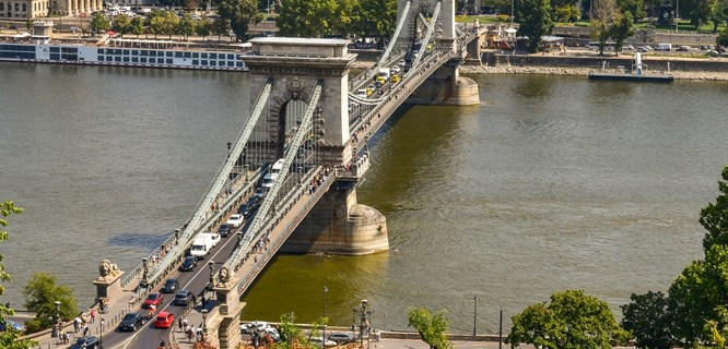 A Walking Tour of Budapest