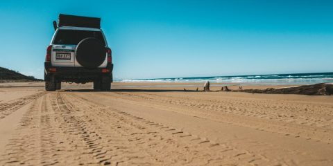4 days in Paradise: Road-tripping Fraser Island