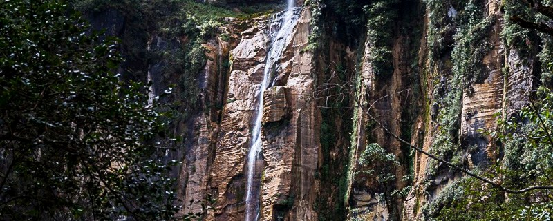 Hiking to Yumbilla: The 5th world's highest waterfall