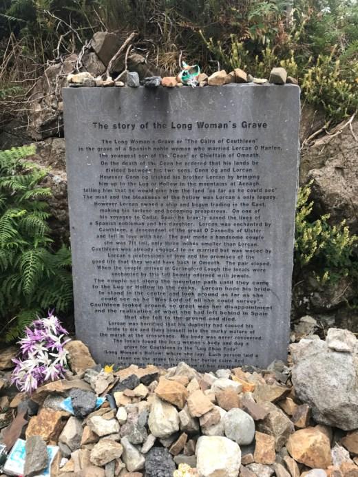 Long Woman's Grave