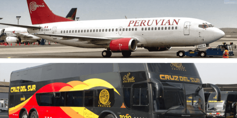 Lima to Cusco: By bus or by plane ?