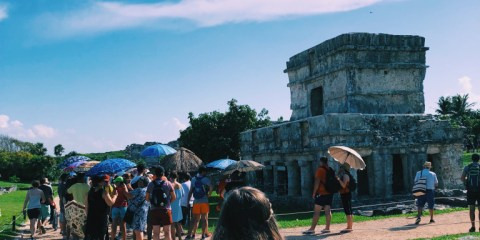 "Seeking that ""Number One Tourist Trap"" in Tulum"