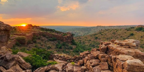 Roadtrip to Gandikota, Belum Caves and Yaganti, Andhra Pradesh