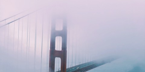 From Nature-Made to Man-Made, Crossing the Golden Gate