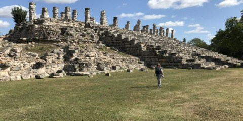 Aké Ruins, Off the Beaten Track in Yucatan