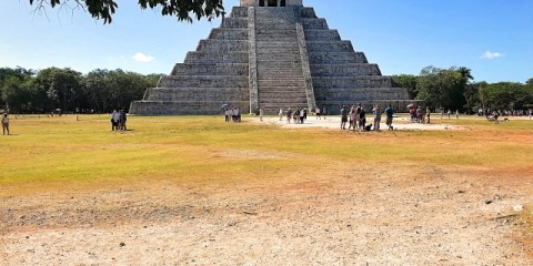 Kukulcan, the Feathered Serpent and the Equinox