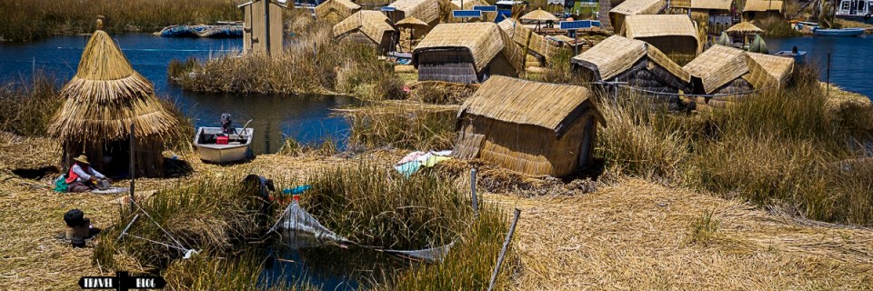 Discovering the Islands of Uros