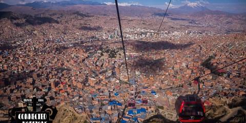 Women Wrestling & Black Market | Exploring El Alto
