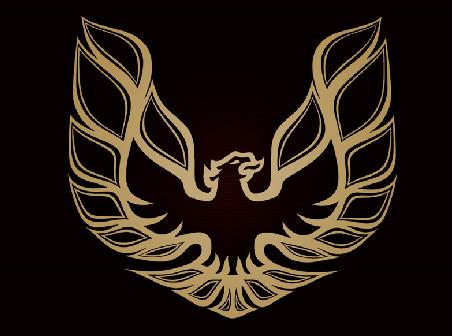 Aguia do Pontiac Firebird