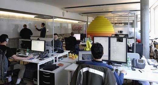 Google Office - Escritório do Google