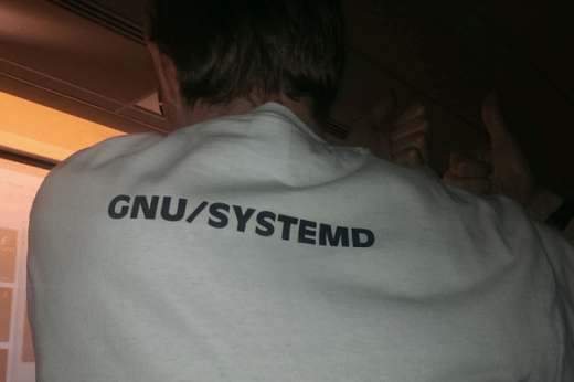 GNU/Systemd