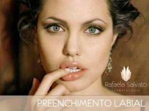 aumento dos labios dermatologista