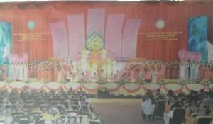 Perayaan Waisak Se-dunia di Viet Nam